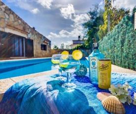 Port d'Alcudia Villa Sleeps 7 Pool Air Con WiFi